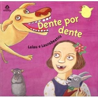 Livro - Dente Por Dente - Lalau