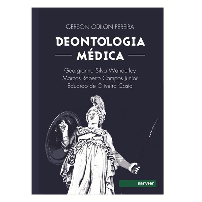Livro - Deontologia Médica - Pereira