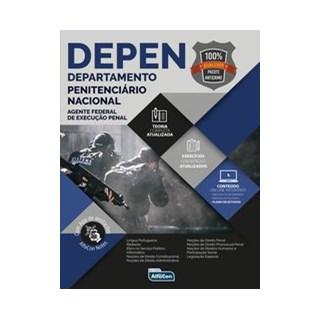 Livro - DEPEN - Edital 2020 - Equipe Alfacon 2º edição