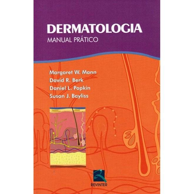 Livro - Dermatologia Manual Prático - Mann