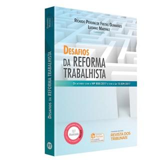 Livro - Desafios da Reforma Trabalhista - Guimarães
