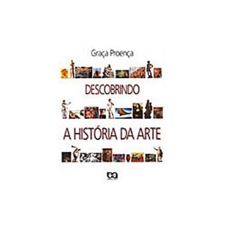 Livro - Descobrindo A História Da Arte - Proença - Ática