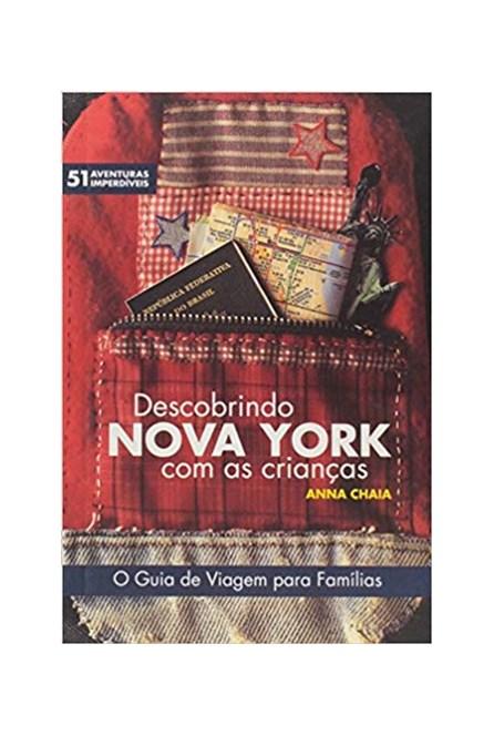 Livro - Descobrindo Nova York Com As Crianças -  Chaia