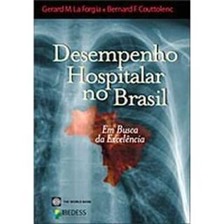 Livro - Desempenho Hospitalar no Brasil - Forgia