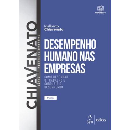 Livro - Desempenho Humano nas Empresas - Chiavenato