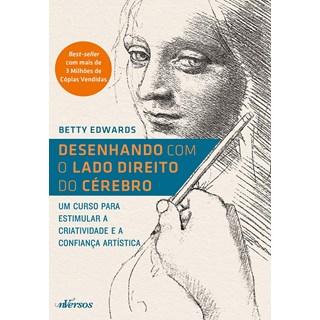 Livro Desenhando com o Lado Direito do Cérebro - Edwards - Nversos