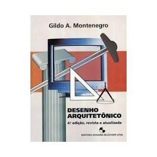Livro - Desenho Arquitetônico - Montenegro