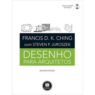 Livro - Desenho para Arquitetos - Ching