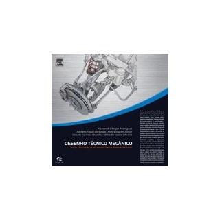 Livro - Desenho técnico mecânico - Rodrigues