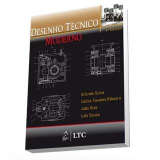 Livro - Desenho Técnico Moderno - Silva
