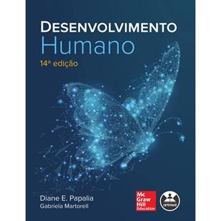 Livro Desenvolvimento Humano - Papalia - Artmed - Pré-Venda