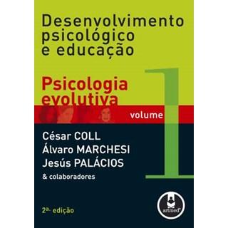 Livro - Desenvolvimento Psicológico e Educação - Vol.1 - Salvador
