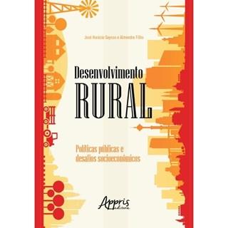 Livro - Desenvolvimento rural - Filho -  Appris