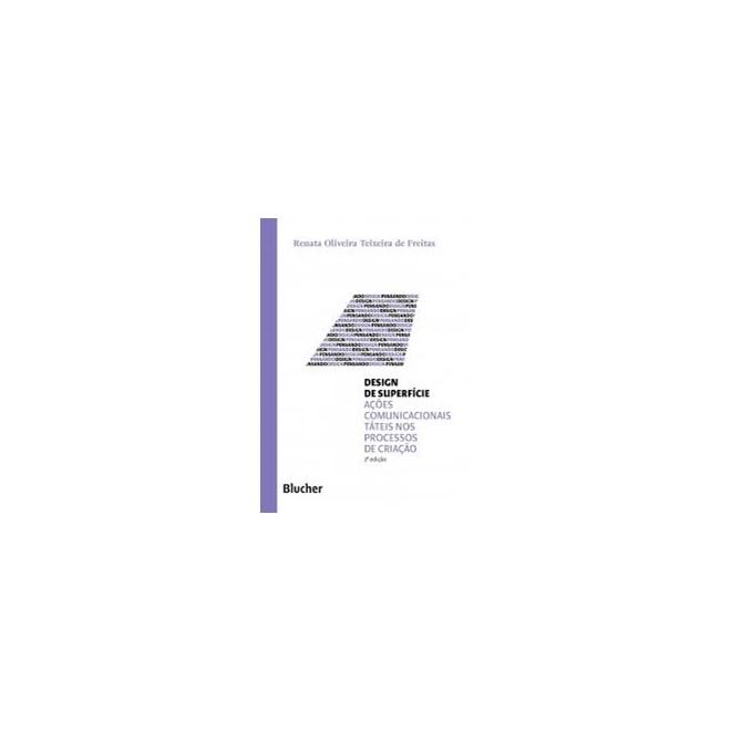 Livro - Design de Superfície - Braga