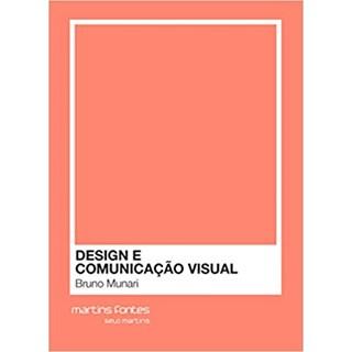 Livro - Design e Comunicação Visual - Munari - Martins Fontes
