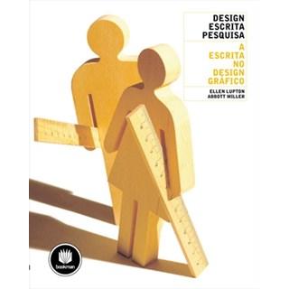 Livro - Design/Escrita/Pesquisa - Lupton