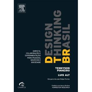 Livro - Design Thinking Brasil - Pinheiro
