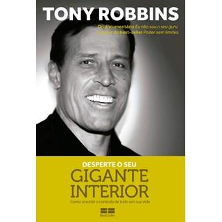 Livro Desperte seu Gigante Interior - Tony Robbins