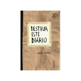 Livro - Destrua Este Diário - Intrinseca