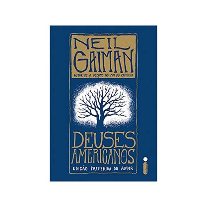 Livro - Deuses Americanos - Gaiman - Intrínseca