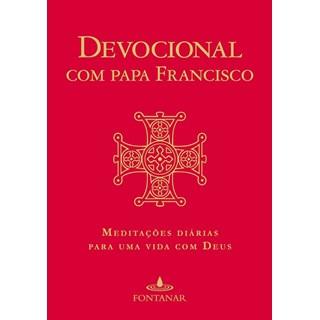 Livro - Devocional com Papa Francisco - Bergoglio
