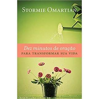 Livro - Dez Minutos de  Oração Para Transformar Sua Vida - Omartian