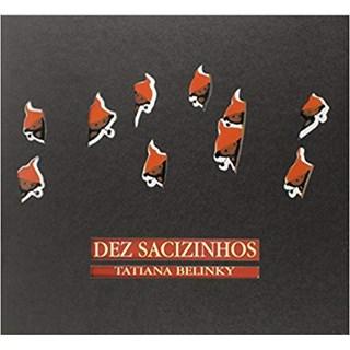 Livro - Dez Sacizinhos - Tatiana Belinky