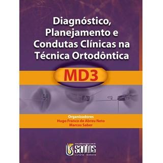 Livro - Diagnóstico e Planejamento Clínico na Técnica Ortod. - Md3 - Franco