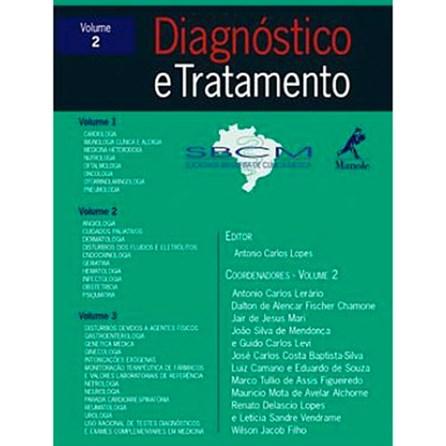 Livro - Diagnóstico e Tratamento - SBCM Vol II - Lopes***