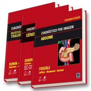 Livro - Diagnóstico por Imagem - Coleção 3 Volumes