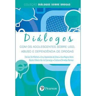 Livro - Diálogos com os adolescentes - Camargo - Pearson