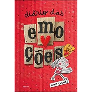 Livro - Diário das Emoções - Llenas