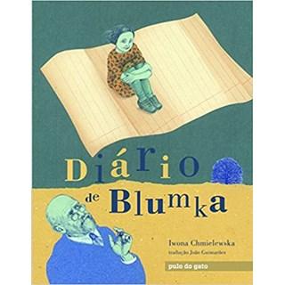 Livro - Diário de Blumka - Chmielewska - Pulo do Gato