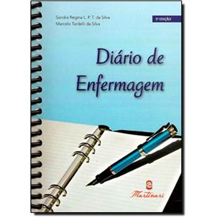 Livro - Diário de Enfermagem - Silva 5a. edição #