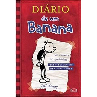 Livro - Diário de um banana 1 - Kinney 31º edição