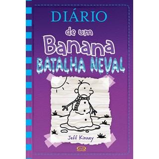 Livro - Diário de Um Banana 13 - Batalha Neval - Kinney