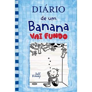 Livro Diário de um Banana 15: Vai Fundo - Kinney - Vr
