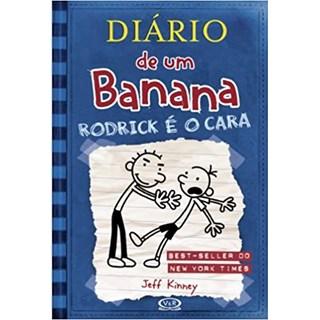 Livro - Diário de um banana 2: Rodrick é o cara - Kinney 27º edição