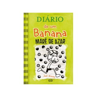 Livro - Diário de Um Banana 8 - Maré de Azar - Kinney