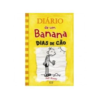 Livro - Diário de um Banana. Dias de Cão - Volume 4 - Kinney