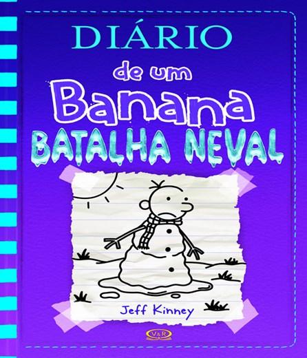 Livro - Diario De Um Banana - Vol 13 - Batalha Neval - Kinney 1ª edição