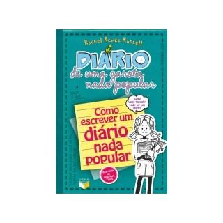 Livro Diário de uma Garota Nada Popular 3.5 - Russel - Veru