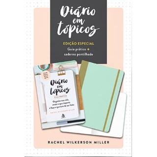 Livro - Diário em Tópicos: Edição Especial com Guia Prático e Caderno Pontilhado - Miller