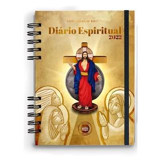Livro Diário Espiritual 2022 - Pe. Reginaldo Manzotti