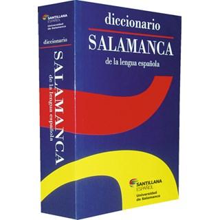 Livro Diccionario Salamanca de la Lengua Española - Santillana