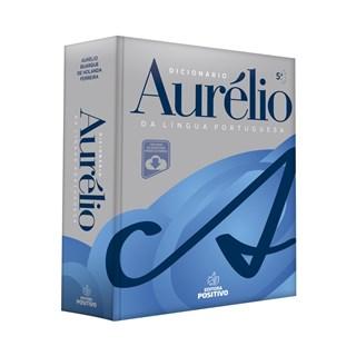 Livro - Dicionário Aurélio da Língua Portuguesa - Positivo