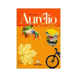 Livro - Dicionário Aurélio Ilustrado - Positivo