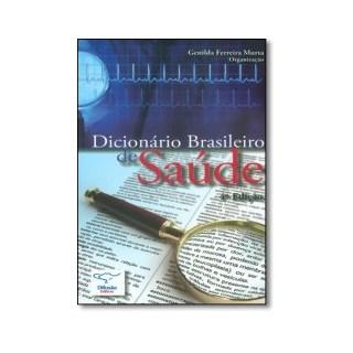 Livro - Dicionário Brasileiro de Saúde - Murta