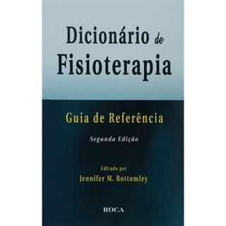 Livro - Dicionário de Fisioterapia - Bottomley