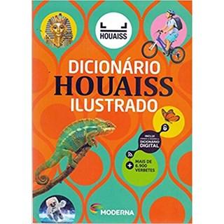 Livro - Dicionário Houaiss Ilustrado
